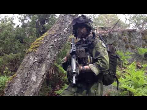 BALTOPS 2016: Swedish Marines Ground Assault on Uto, Sweden (B-roll)