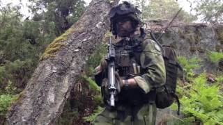 BALTOPS 2016: Swedish Marines Ground Assault on Uto, Sweden (B-roll)