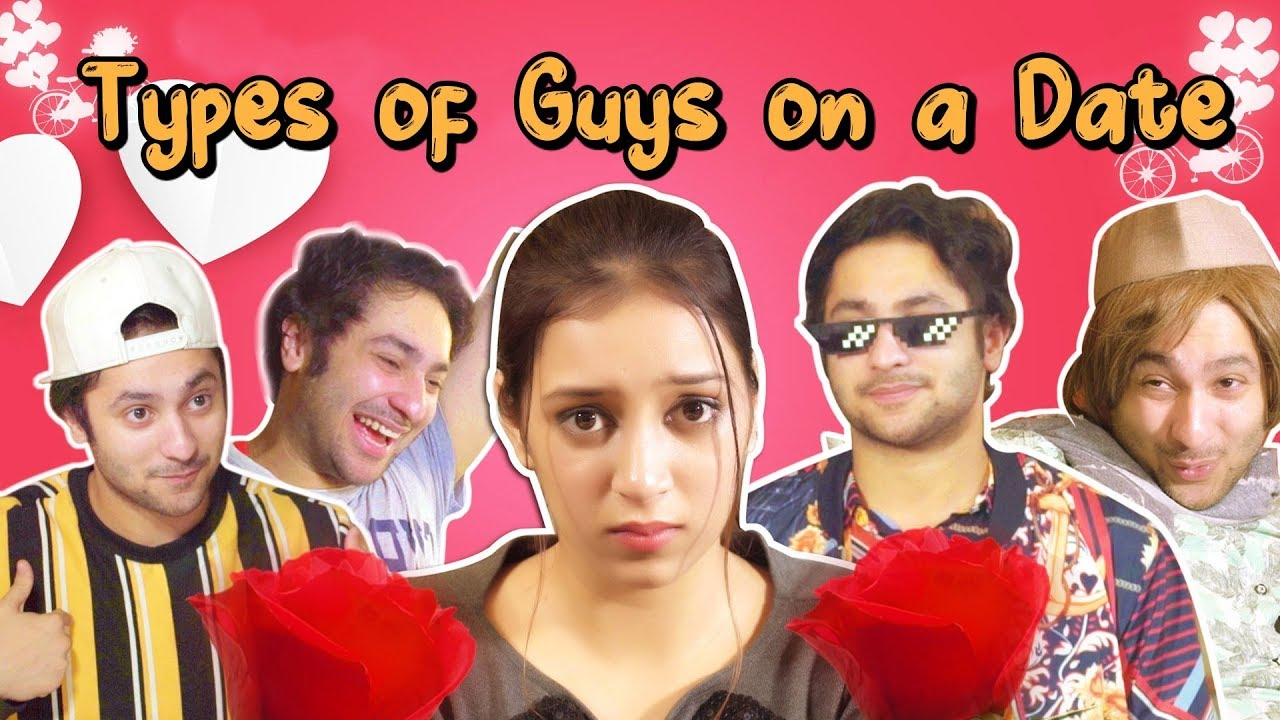 Types of Guys On a Date | Harsh Beniwal | Valentine's Day Special
