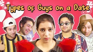 Types of Guys On a Date | Harsh Beniwal | Valentine