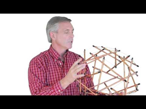 What is Tensegrity   Tom Myers   YouTube
