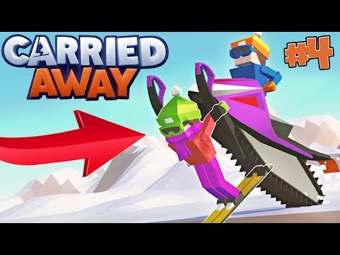 SNOWMOBILES ARE AWESOME!! - CARRIED AWAY!! #4