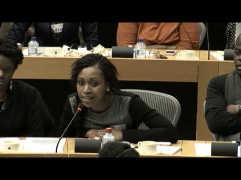 Hearing on Afrophobia in the EU | European Parliament