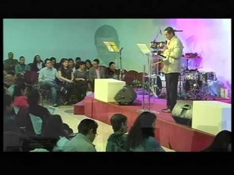 Conferencia, Pastor  Arturo Gil Bracho.