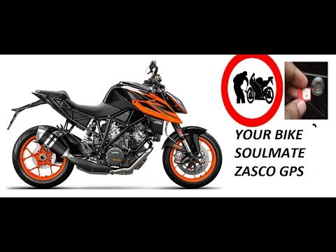 your bike/motorbike Ultimate soulmate II unboxing ZASCO GPS ET-25 BIKE PRO
