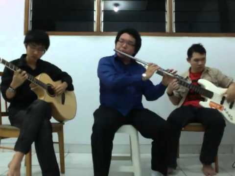AKB48 : Heavy Rotation cover flute ( bossanova style ) ヘビーローテーション