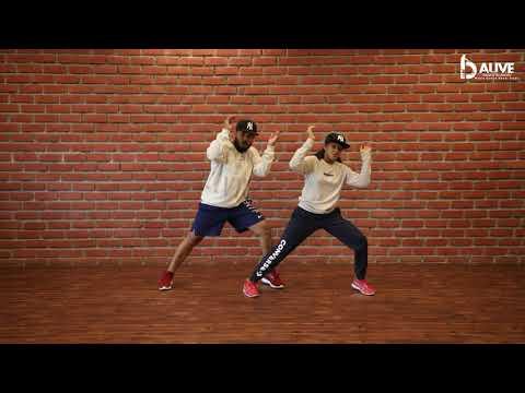 KHUDA JANE   LYRICAL HIP HOP   CHOREOGRAPHY   D'ALIVE DANCE ACADEMY