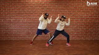KHUDA JANE | LYRICAL HIP HOP | CHOREOGRAPHY | D'ALIVE DANCE ACADEMY