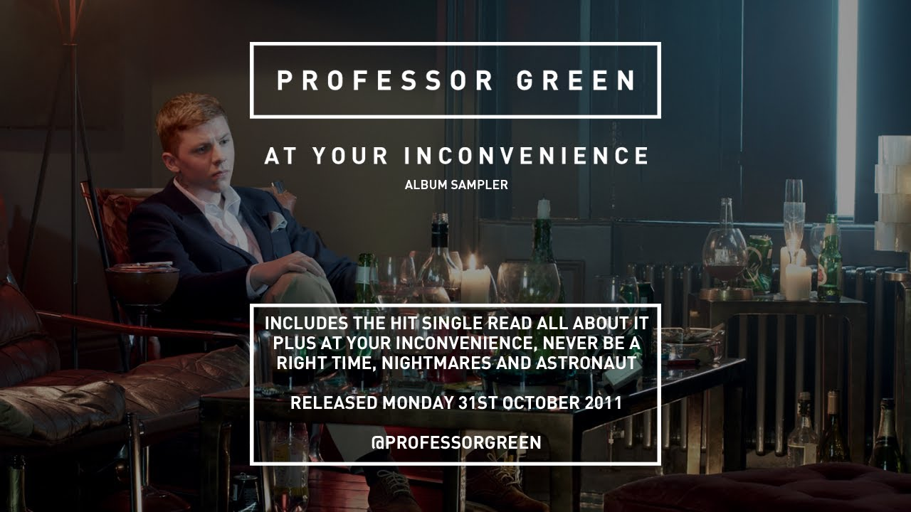 Professor Green: 'At Your Inconvenience' - review