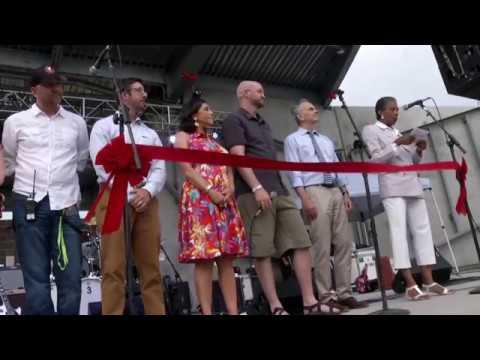 Levitt Pavilion Denver Grand Opening