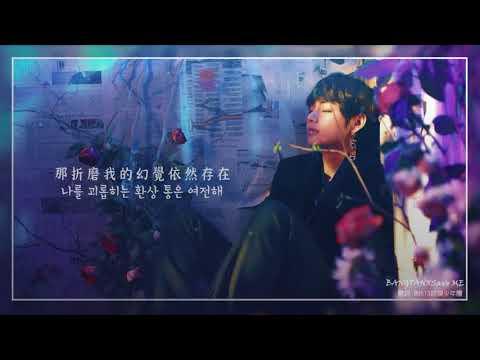 [韓中字] BTS防彈少年團 V泰亨 - 'Singularity'