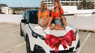 TWIN sisters buy DREAM CAR!!!