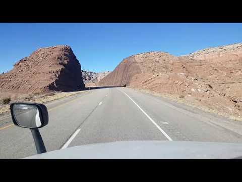 BigRigTravels Interstate 70 Westbound in Utah (part 2)-Jan. 24, 2019 Mp3