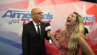 Howie Mandel Predicts AGT Winner!! with Talent Recap and Jackie Shultz | America's Got Talent 2017