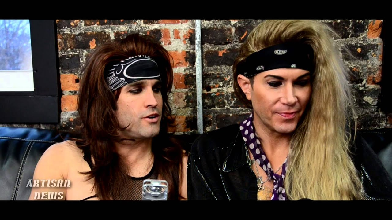 Steel Panther Uncensored Interview New Titles Revealed More