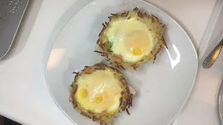 HASH BROWN BREAKFAST CUPS!! BRUNCH WILL NEVER BE THE SAME:)