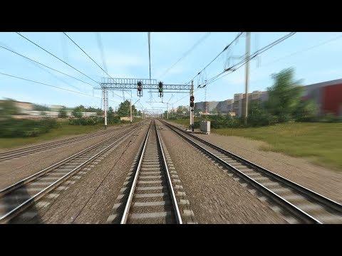 Trainz Railroad Simulator 2019 Balezino-Mosti (Mosti-Balezino)