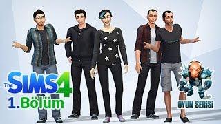 Oyun Serisi - The Sims 4: Bölüm 1 - Dışarısı Bize Uymadı