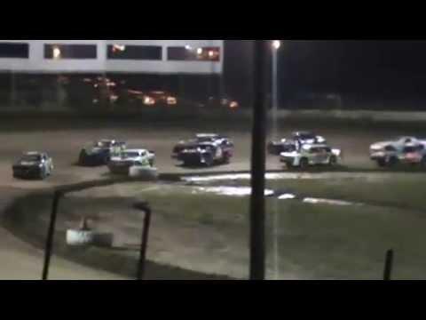 ** 07-13-2013 NeSmith SSS Feature Race @ Jackson Motor Speedway