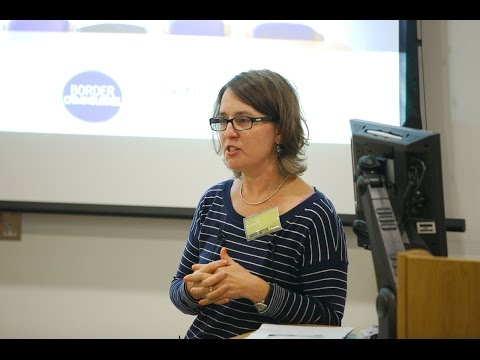 Prof.  Mary Bosworth - The Ethics and Challenges of Research in Immigration Detention Centres