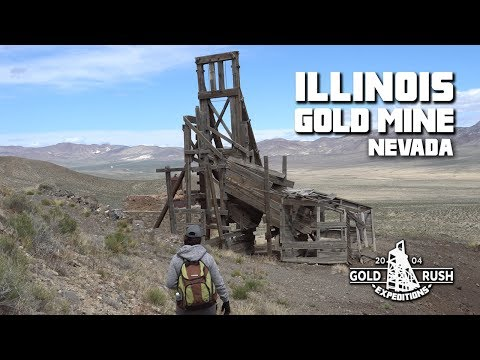 Illinois Gold Mining Claim - Nevada - 2017