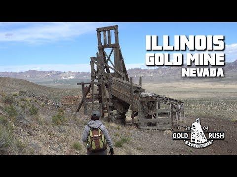 Illinois Gold Mining Claim - Nevada - 2017