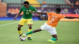AFCON 2019 | Ivory Coast vs South Africa | Highlights