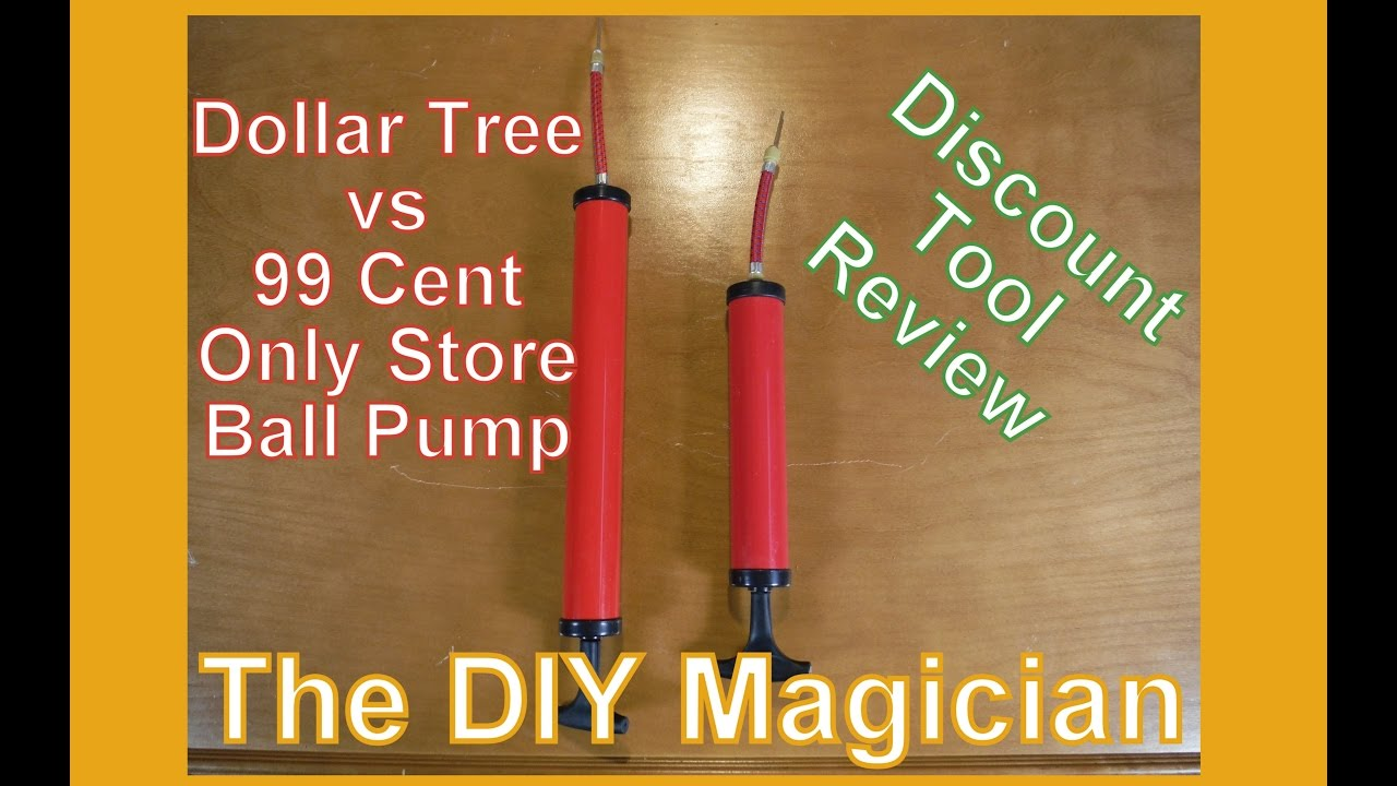 NEW Red Tool Bench Hardware Upright Manual Air Pumps