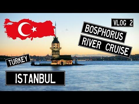 Fun on the Bosphorus! Istanbul, Turkey