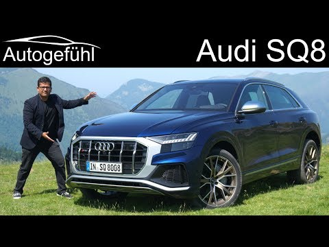 Audi SQ8 V8 FULL REVIEW - Autogefühl