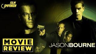 Jason Bourne I Movie Review I Anupama Chopra