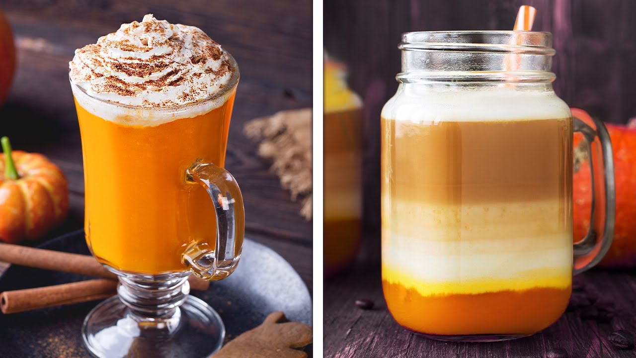 Tasty Autumn Drink And Beverage Recipes That Will Warm Your Heart