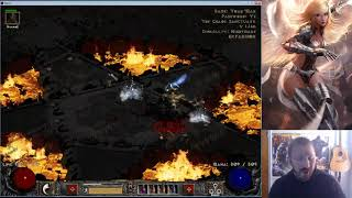 FROZEN ORB ASSASSIN BUILD - GG KICK RIFTSIN - DIABLO 2