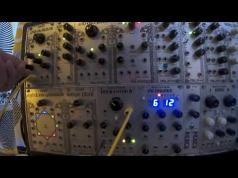 Malekko Wiard Richter Phase Modulation PM Oscillator - Eurorack Modular Synth