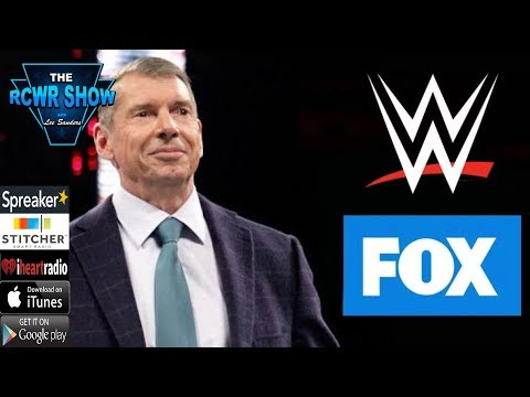 LIVE NOW! WWE to FOX or Homeless coming to Starbucks? Episode 596: The RCWR Show 5-22-2018