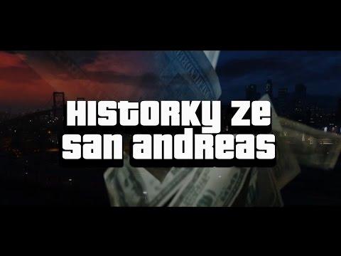 Historky ze San Andreas - GTA V