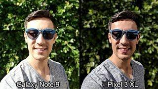 Google Pixel 3 XL vs Samsung Galaxy Note 9: Camera Video, Photo & Mic Comparison