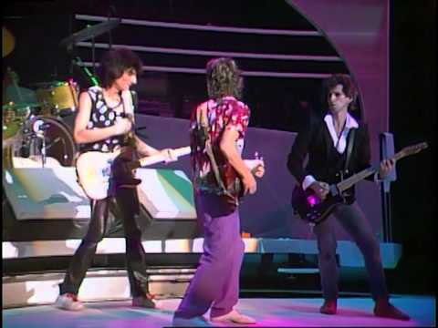 07) The Rolling Stones - Just My Imagination (The Vault Hampton Coliseum Live In 1981) HD