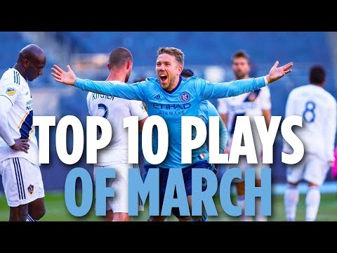 TOP 10 PLAYS | MARCH 2018