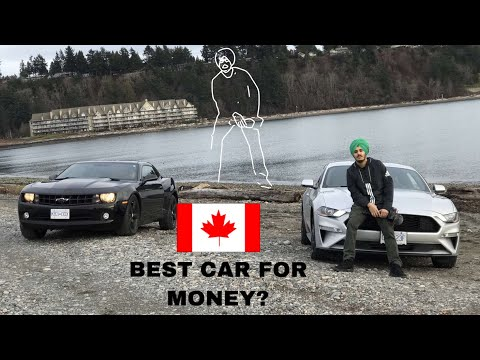 SHOULD STUDENTS BUY MUSTANG IN CANADA $40000