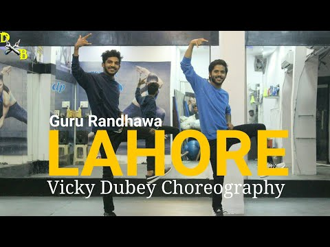 LAHORE - Guru Randhawa Dance Cover |DXB Dance Video