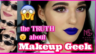 THE TRUTH ABOUT MAKEUP GEEK | UNSPONSORED & UNAFFILIATED | Jordan Byers