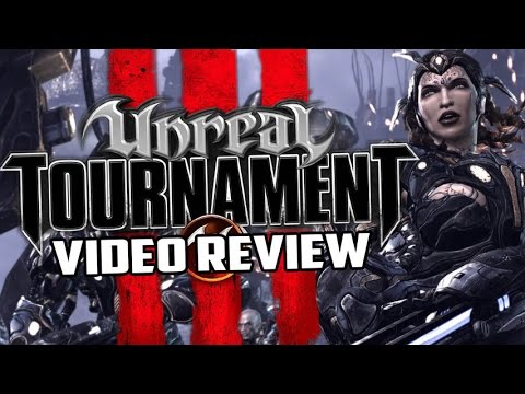 Unreal Tournament 3 PC Game Review