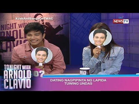 Tonight with Arnold Clavio: Jak Roberto, dating raket ang pagpipinta ng lapida