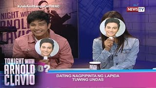 Tonight with Arnold Clavio: Jak Roberto, dating raket ang pagpipinta ng lapida