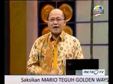 (1/7) Jakarta oh Jakarta - Mario Teguh Golden Ways