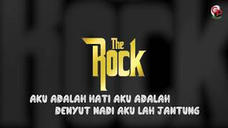 The Rock - Dimensi (Official Lyric)