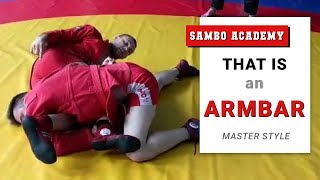 There are no hopeless situations! How to finish an arm bar once your legs are negated