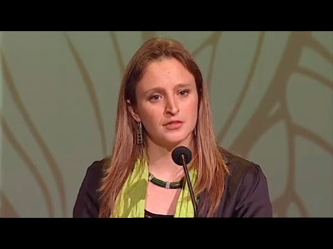 Natalia Greene - The Rights of Nature | Bioneers