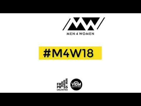 Internationale Vrouwendag: mannen in de media gaan van zich laten horen